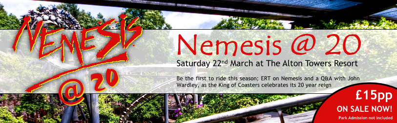 Nemesis @ 20 Banner