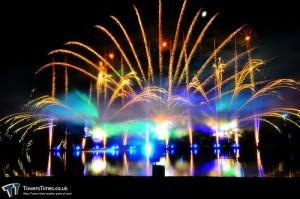 Roodles Fireworks