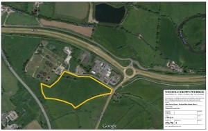Uttoxeter P&R site