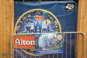Alton Station Overflow Car Park