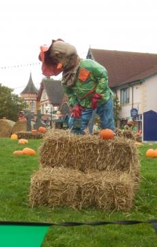 Scarefest Scarecrow