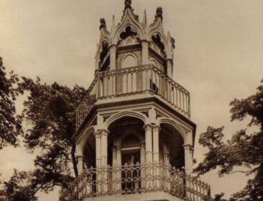 Prospect Tower to Be Restored