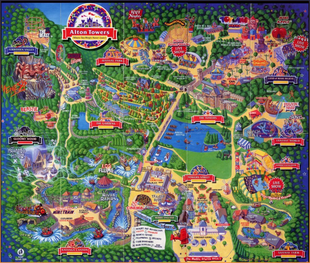 pest analysis alton towers Pest analysis report for two leisure firms essay sample introduction to alton towers: pest analysis for alton towers.