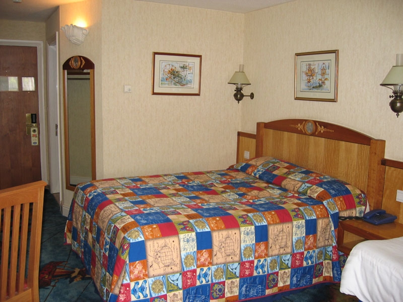 Alton Towers Hotel Room Images