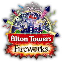 Image result for alton towers fireworks logo