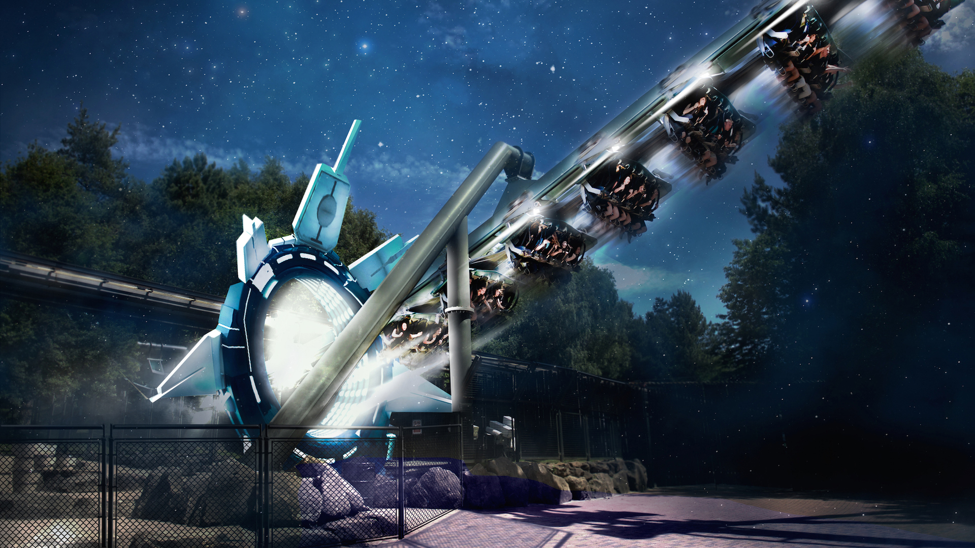 Http www alton towers co uk pages theme park - Galactica To Launch Into Alton Towers Resort For April 2016
