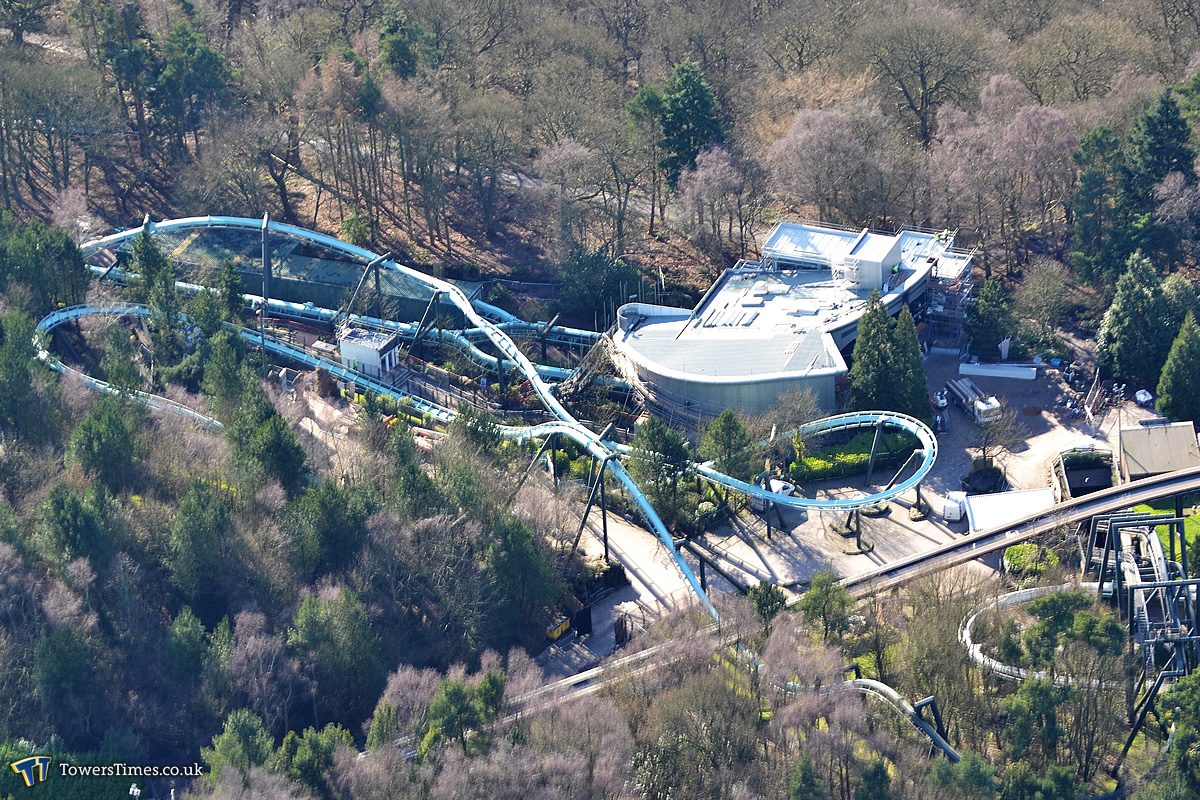 Http www alton towers co uk pages theme park - Mi7 Exclusive Closed Season Aerial Update