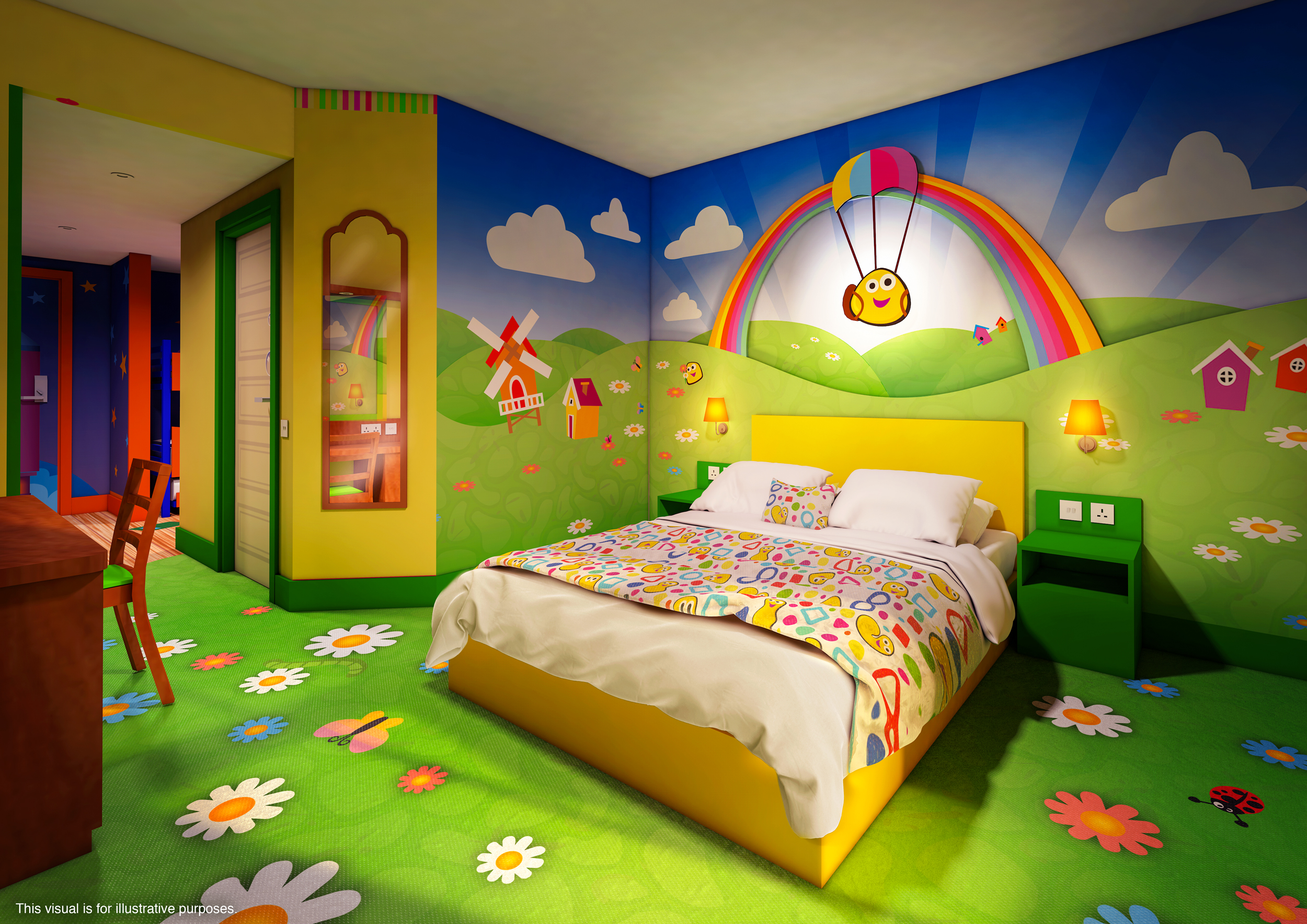 Full Details Confirmed For Cbeebies Land Hotel Towerstimes