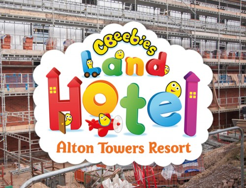 CBeebies Land Hotel Construction Update – January 2017