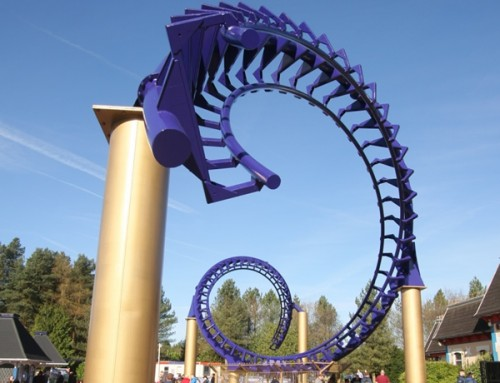 Alton Towers Resort Opening Weekend Round-Up