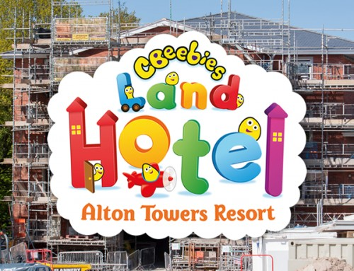 CBeebies Land Hotel Construction Update – 7th May 2017