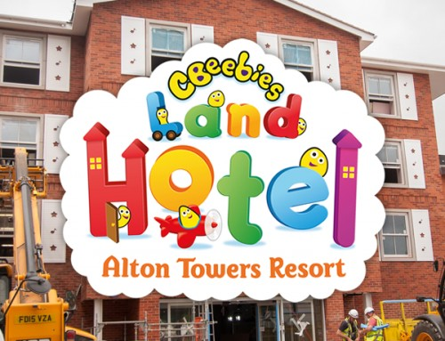 CBeebies Land Hotel Construction Update – 28th May 2017