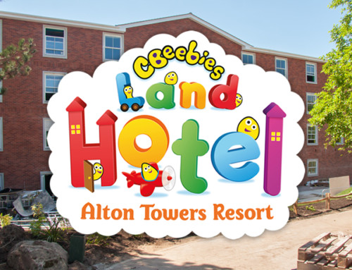 CBeebies Land Hotel Construction Update – 17th June 2017