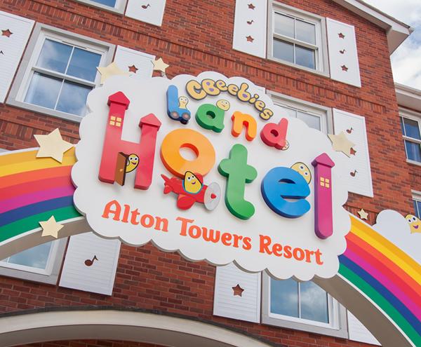CBeebies Land Hotel Debuts at Alton Towers Resort