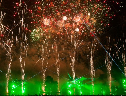 Fireworks Bring 2017 Season to a Spectacular Close