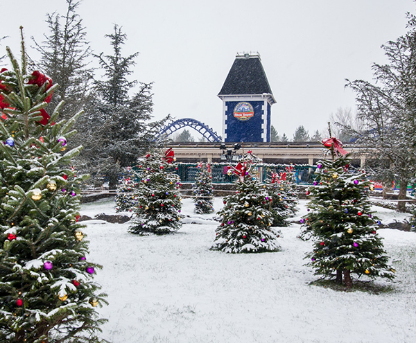 A Magical Christmas at Alton Towers Resort 2017