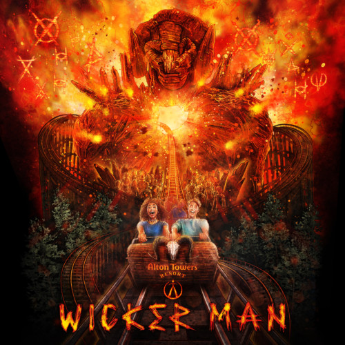 Wicker Man Ride