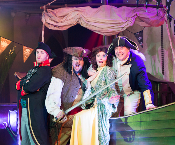 Pirates and Princesses to Invade Alton Towers Resort for February Half Term