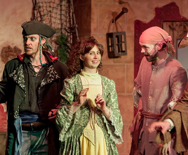 Pirate and Princess Takeover 2018 –  The Swashbuckling Adventure Returns to Alton Towers Resort