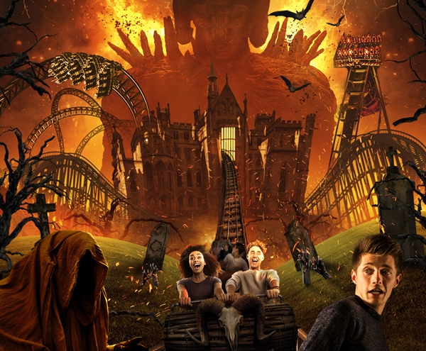 Alton Towers Resort Unveils Scarefest 2018 Line-up