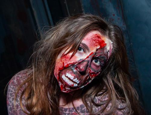 Screamfest Burton Unleashes Nightmares this Halloween