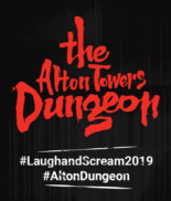 Alton Towers Dungeon Logo