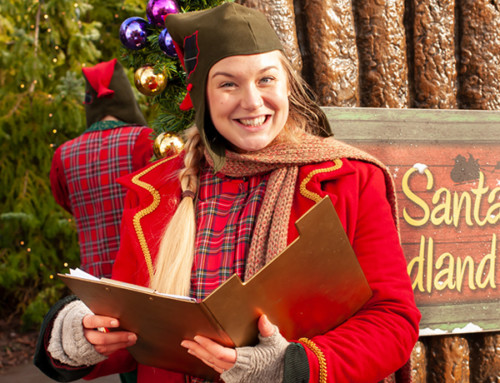 Santa's Sleepovers Offer a Magical Christmas at Alton Towers Resort