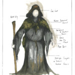 Dungeon Costume Designs 2