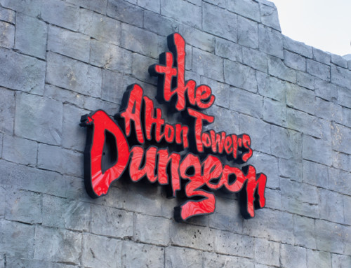 The Alton Towers Dungeon – Meet the Maker