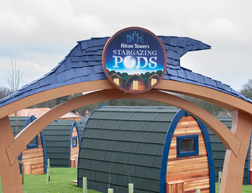 Alton Towers Stargazing Pods – Meet the Maker