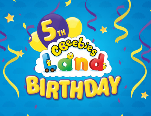Cbeebies Land 5th Anniversary Celebrations & A Change of Leadership for Alton Towers Resort