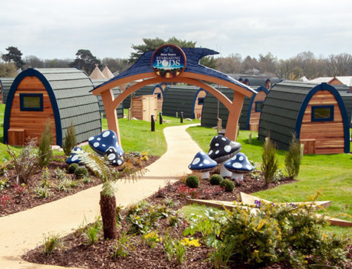 Alton Towers Stargazing Pods Welcome First Guests