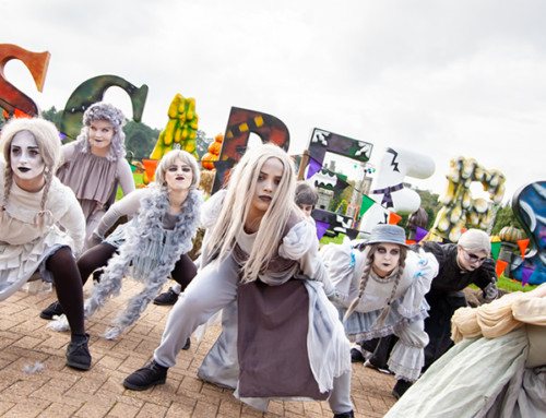 Alton Towers Resort win two ScareCON SCAR Awards
