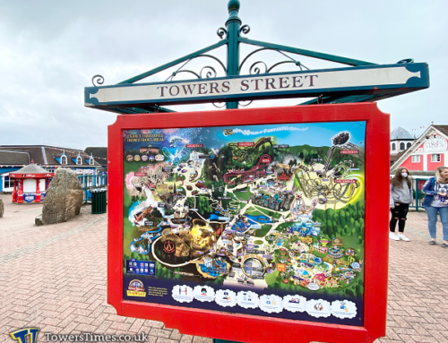 Alton Towers Resort re-opens for 2020 season